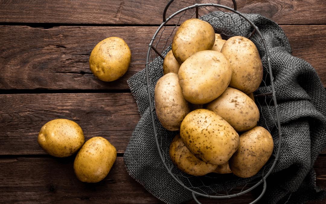 Resistent zetmeel maakt dat aardappelen en groene bananen goed voor je zijn