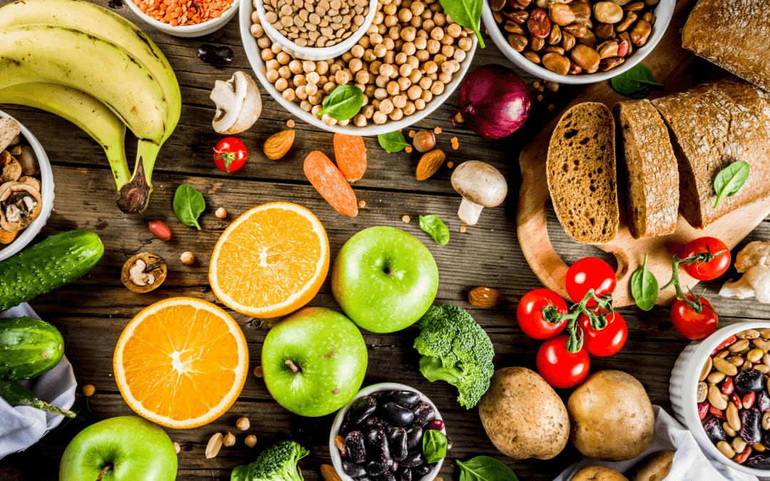 Hoe zit het met koolhydraten?