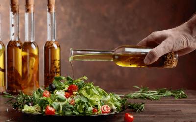 Olie ongezond