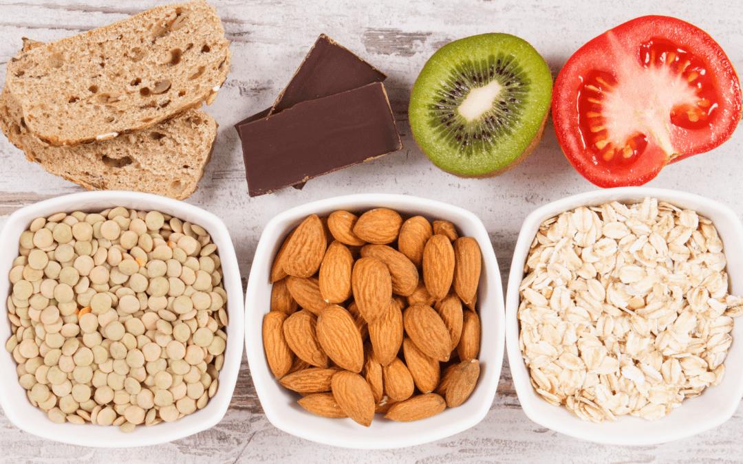 De rol van voeding bij angst en stress gerelateerde klachten