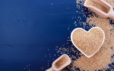 Quinoa een wondergraan