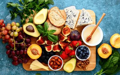 Eet niet teveel, 3x per dag is het beste