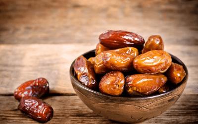 Verse dadels zijn gezond en zitten bomvol voedingsstoffen