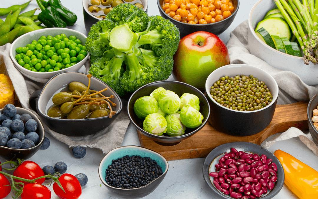 Wat eet je dan bij een whole food plant-based eetpatroon?