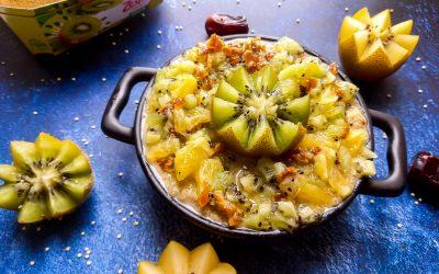 Kiwi ontbijt Zespri