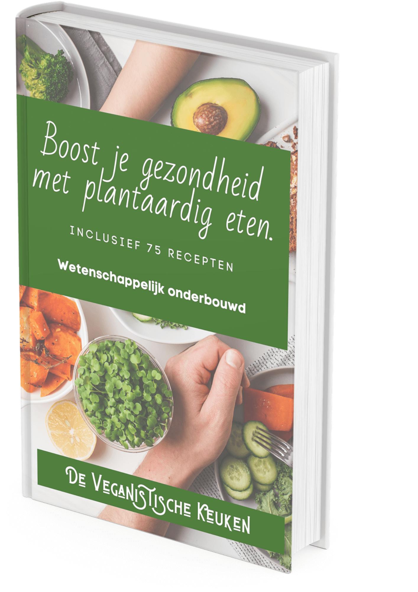 Boost je gezondheid met plantaardig eten