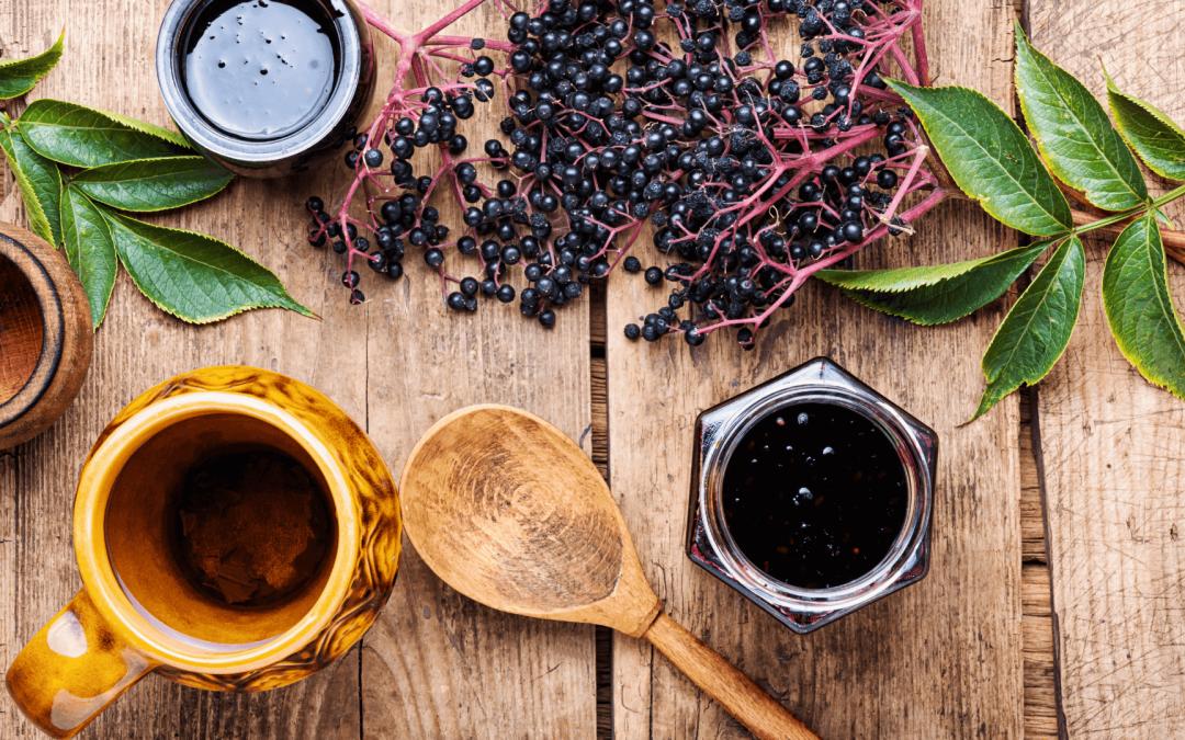Voeding om je immuunsysteem te boosten