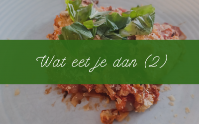 Wat eet je dan (2)