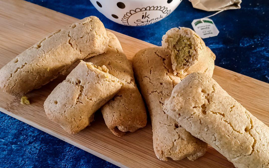 Worstenbroodjes (vegan & glutenvrij)